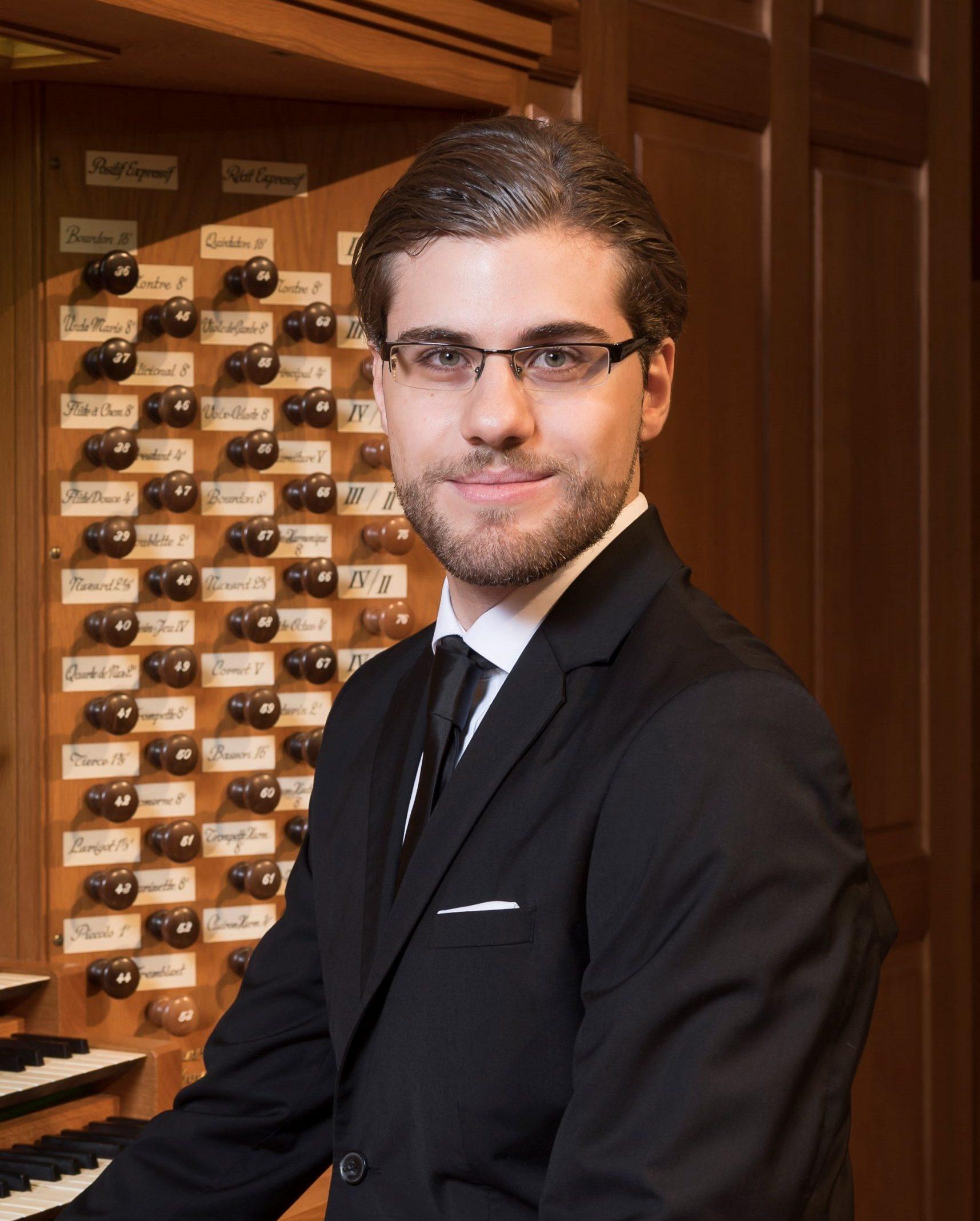 Davide Mariano Portrait